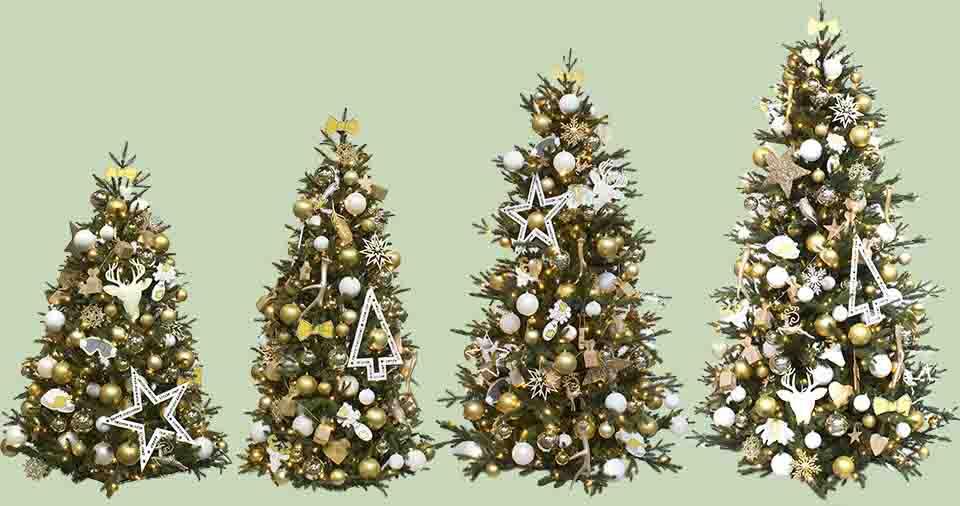 De Mooiste Kerstbomen Bestelt U Bij Versierdekerstboom Nl