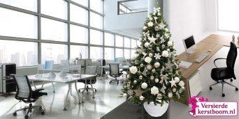 kunstkerstboom-Silver-Star-sfeer