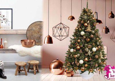 versierde-kerstboom-1-Graphic-Copper-sfeer