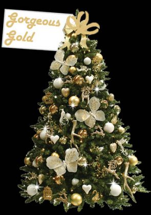gedecoreerde-kerstboom-Gorgeous-Gold