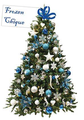 Frozen-Chique-kerstboom