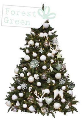 versierde-kerstboom-Forest-Green