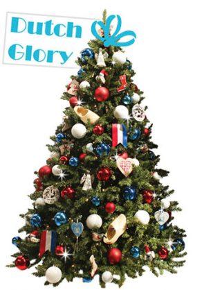 versierde-kerstboom-Dutch-Glory