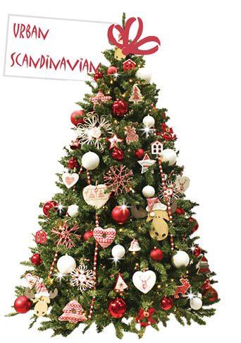 versierde-kerstboom-Urban-Scandinavian
