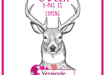 versierdekerstboomnl-o-deer-x-mas-is-coming-2016