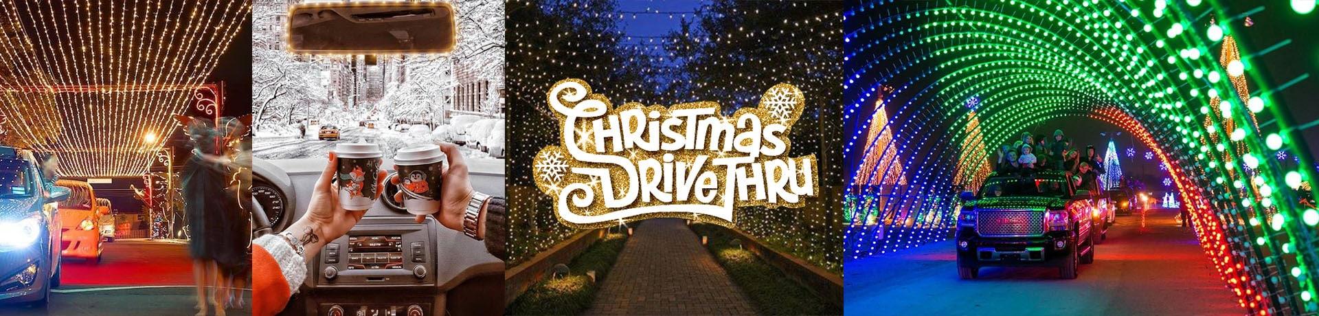 Christmas Drive-Thru sfeerbeeld 2021