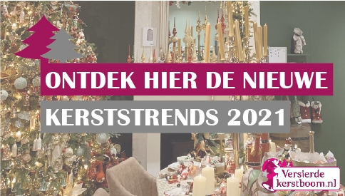 Ontdek hier de nieuwe kersttrends 2021.